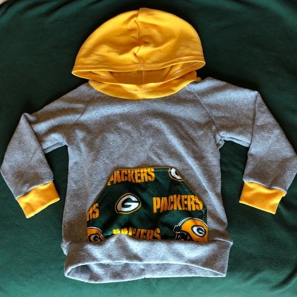 Shirts & Tops | Green Bay Packers Baby Sweatshirt | Poshmark  hot sale